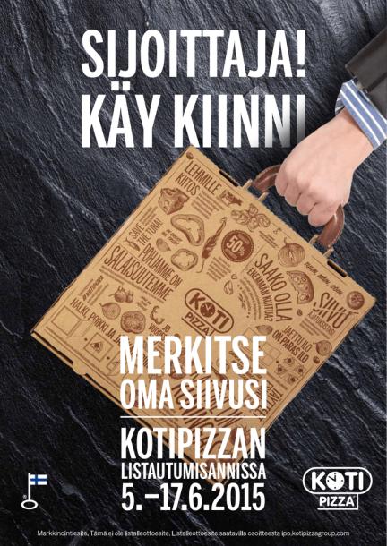 kotipizza-ipo